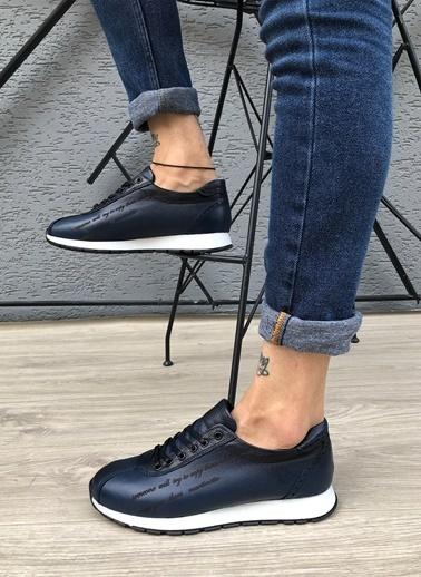 MUWAGO Sneakers Lacivert